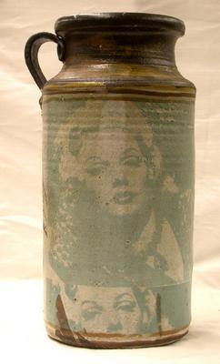 Jean Harlow Jar