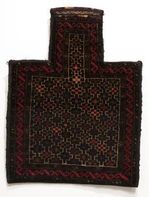 Salt Bag with Cruciform Designs
