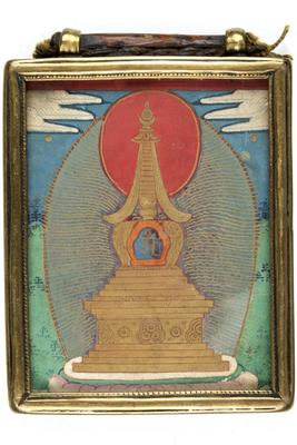 Stupa of Complete Enlightenment