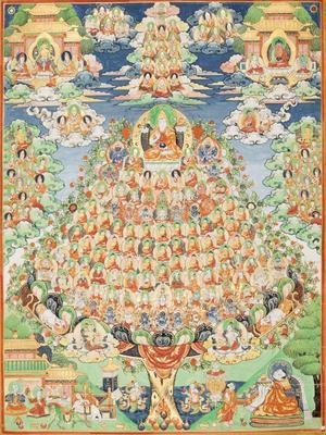 Tsongkhapa Refuge Field