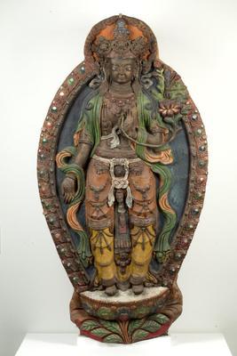 Standing Manjushri