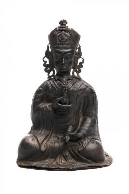 Buddhist Lama