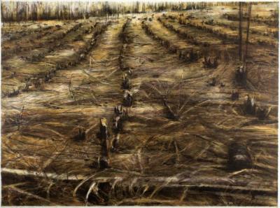 Stripped, Lowveld Plantation II