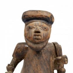 Shrine Figure of an Ifa Diviner