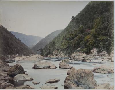 View of Rapids at Kioto