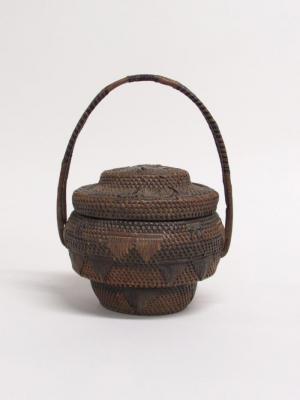Basket with Loop Handle