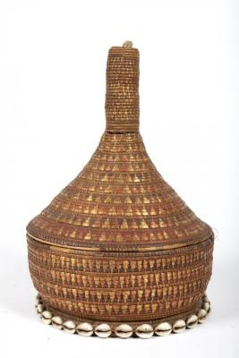 Covered Dowry Basket