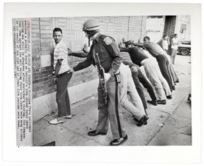 Stop and Search, Detroit