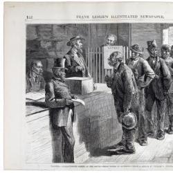 Negro Voting in Richmond