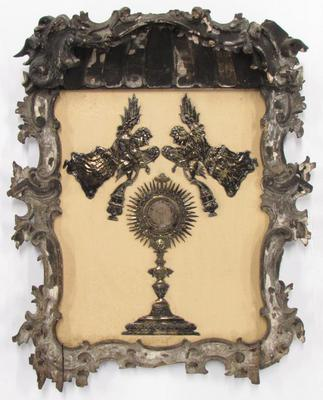 Ornaments for a Monstrance Cabinet