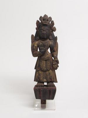 Standing Bodhisattva Avalokiteshvara