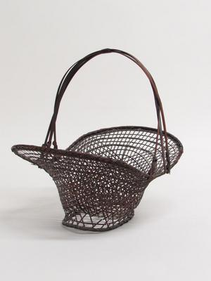 Mesh Flower Basket
