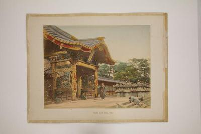 Temple Gate Shiba, Tokio