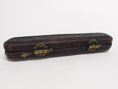 Fan or Pen Case