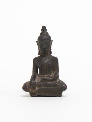 Shakyamuni Buddha Calling the Earth to Witness His Enlightenment