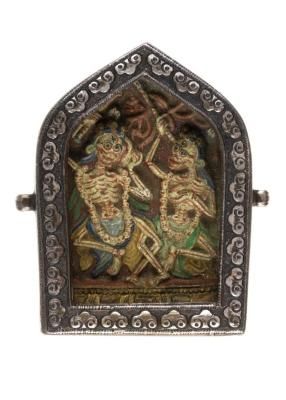 Lords of the Cemetery Amulet