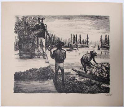 Peasants of Tlahuac