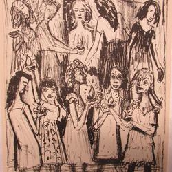 Parable of the Ten Bridesmaids