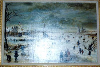 Copy of Dutch Winter Scene