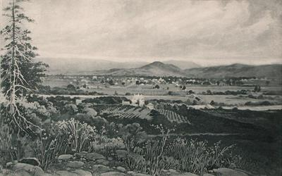 Russian River Valley (from Picturesque California)