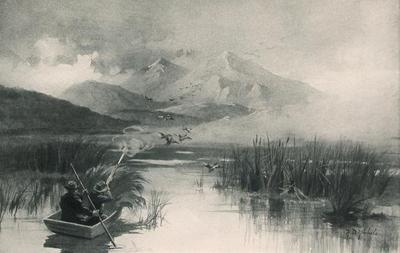Mount Diablo (from Picturesque California)