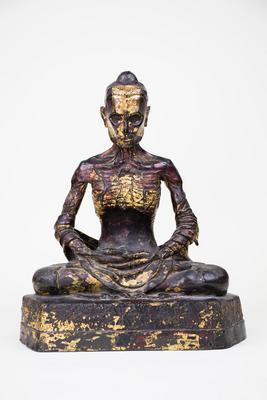 Emaciated Shakyamuni Buddha