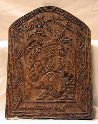 Benin Slate (elephant plaque)