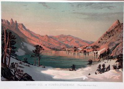 Marian - See Im Humboldtgebirge