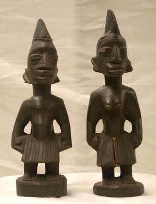 Ibeji Twin Figures