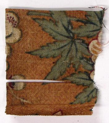 Fragment of Printed Cloth
