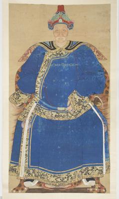 Portrait of General Qi Jiguang