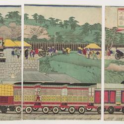 The Takanawa Steam Railway