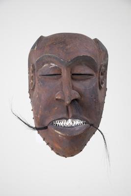 Chihongo Initiation Mask