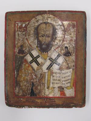 Saint Nicholas the Wonderworker Icon