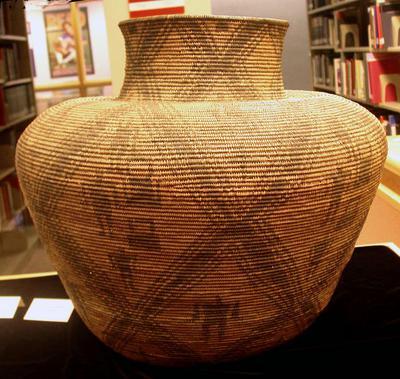 Pictorial Storage Ollah Basket