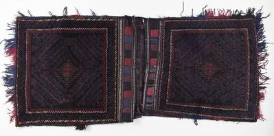 Saddlebag with Mushwani Design