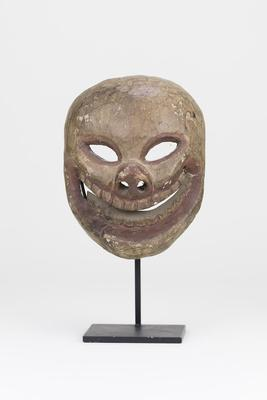 Citipati Skull Mask
