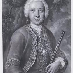 Portrait of Jobst Wilhelm Ebner von Eschenbach (1686-1755)