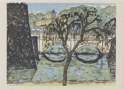 Nijubashi - Bridge of Imperial Palace