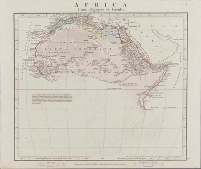 Africa Cum Aegypto et Insulis