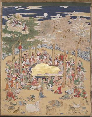 Death of Shakyamuni Buddha