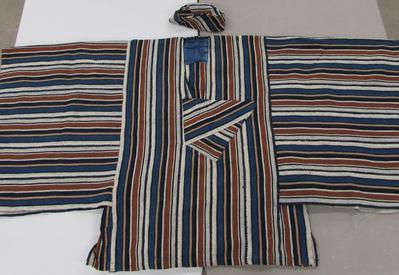 Striped Country Cloth Shirt