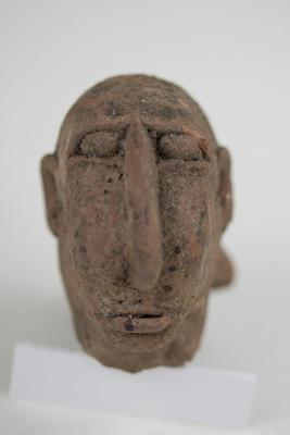 Figurine Head of Woman