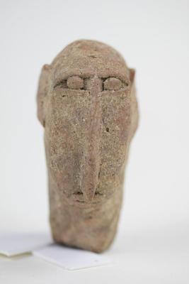Figurine Head of Man