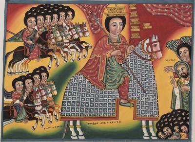 Saint George of Lydda, King of Saints