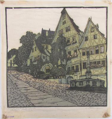 Markplatz Mittenburg