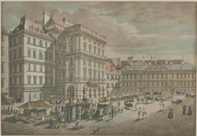 Neur Markt, Vienna