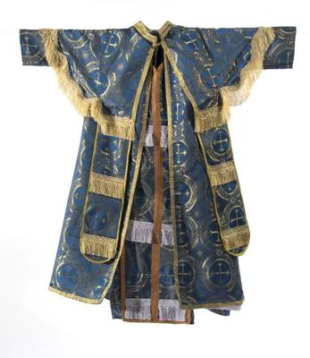 Liturgical Vestments for an Ethiopian Priest